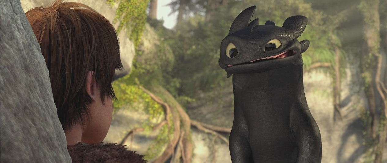 Review How To Train Your Dragon 2010 Ssp Thinks Film