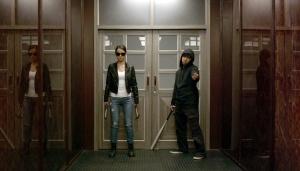 The-Raid-2-Berandal-Hammer-Girl-Julie-Estelle-and-Baseball-Bat-Man-Very-Tri-Yulisman