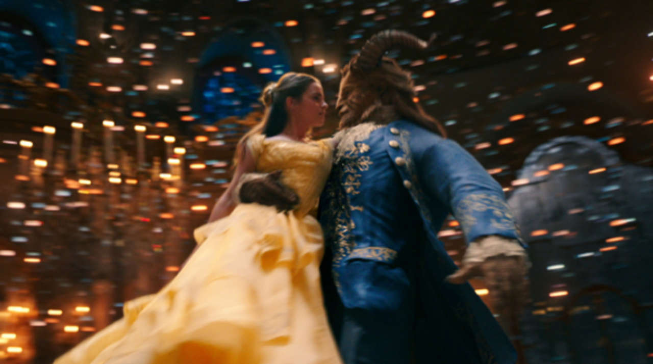 Review Beauty And The Beast 2017 Ssp Thinks Film